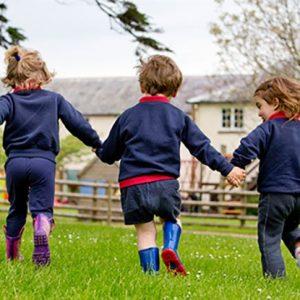 Leweston Nursery Children