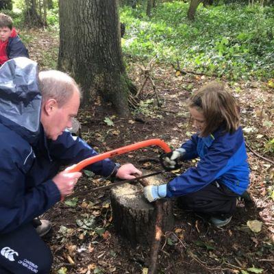 Year 4 Forest School Saw Skills.jpg