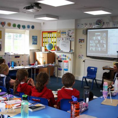 Year 3 Grandparents Day