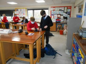 Leweston Senior British Science Week