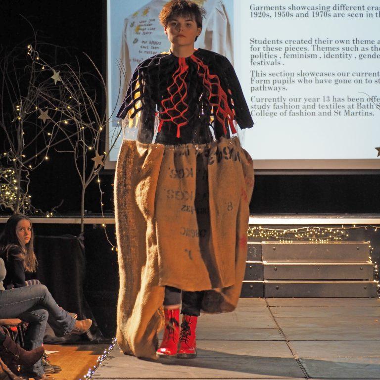 Leweston Sixth Form Textiles and Fashion