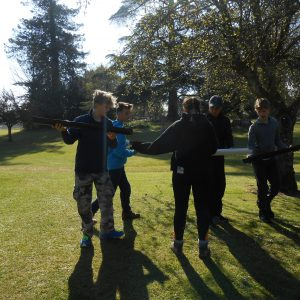 Duke of Edinburgh Bronze Training at Leweston