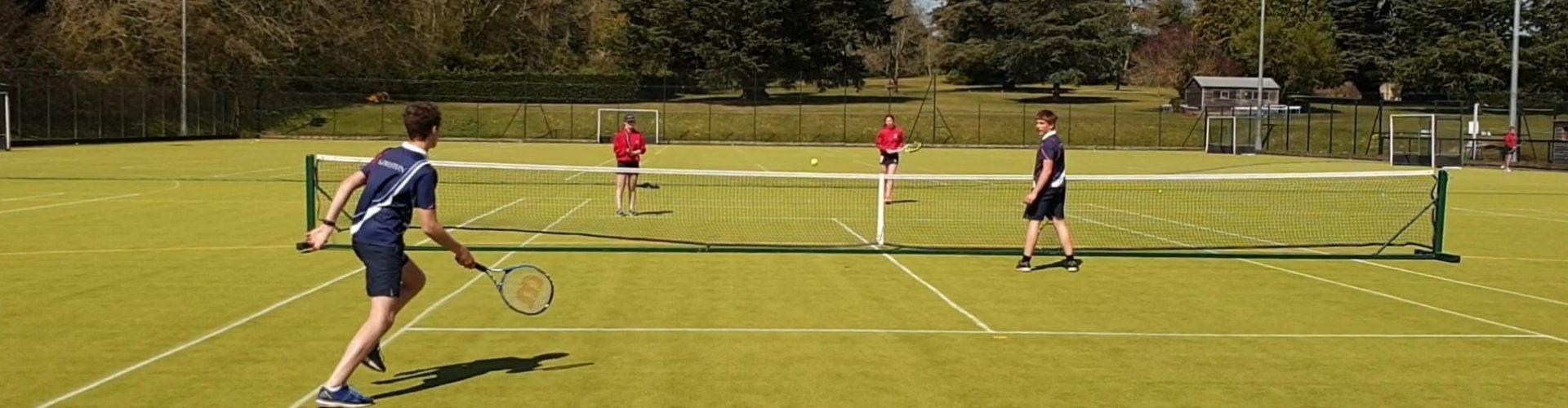 Leweston Inter-House Tennis Festival
