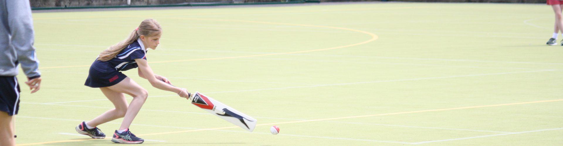 Leweston Prep Girls Cricket