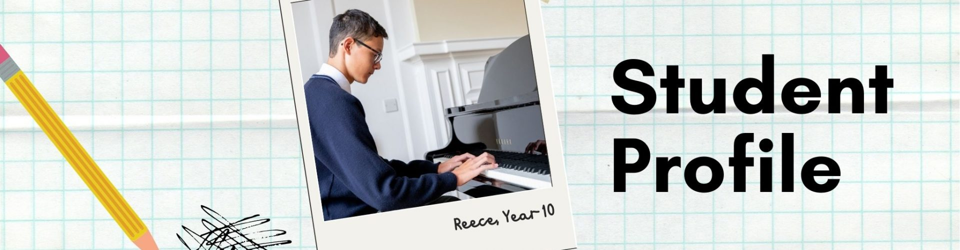 Reece Student Profile Leweston Music
